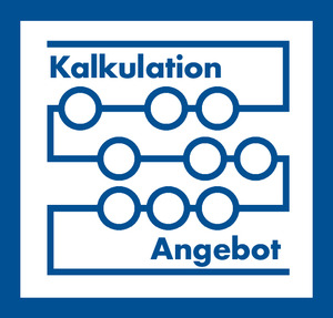 Kalkulation Angebot
